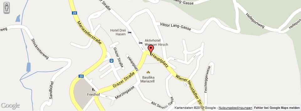 Kontakt-Google-Karte